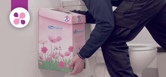 Sistema de Higiene - Gestión de Residuos Higiénicos Femeninos