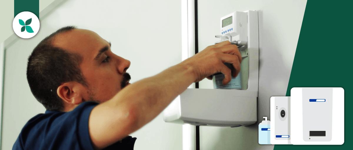 Sistema de Higiene - Aromatización de Ambientes